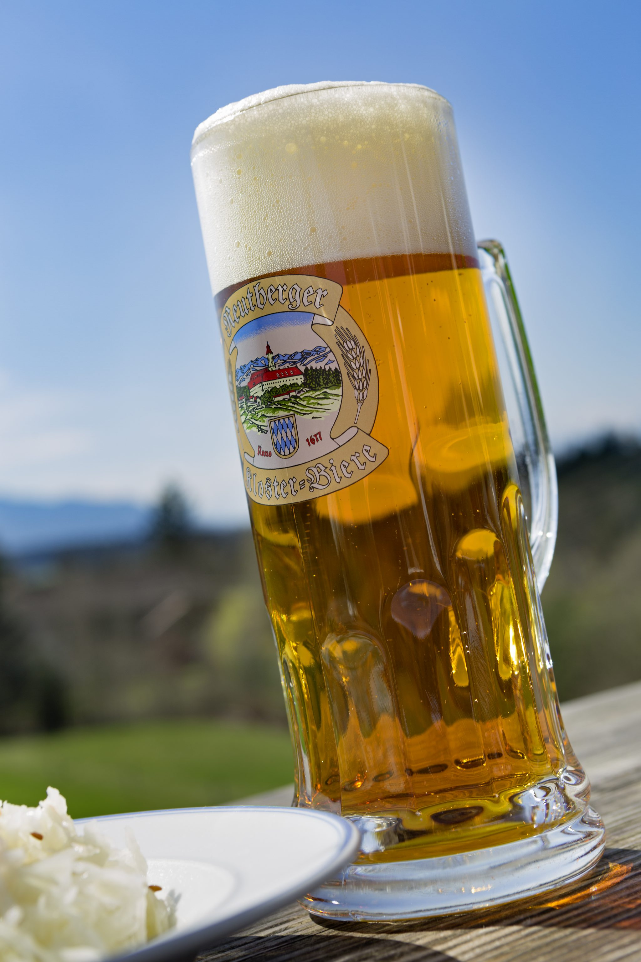 Reutberger Klosterbier